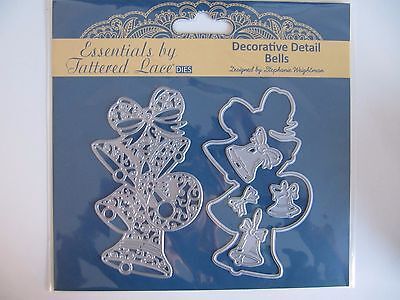 New Tattered Lace Die - Decorative Details Bells