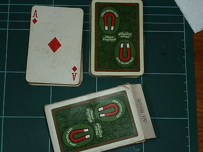 John Smith's Magnet Ale Boxed Deck Of Playing Cards