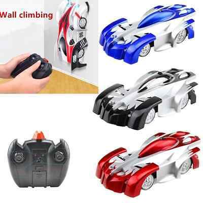 RC Zero Gravity Mini Wall Climber Climbing RC Car Ceiling Running Radio Control