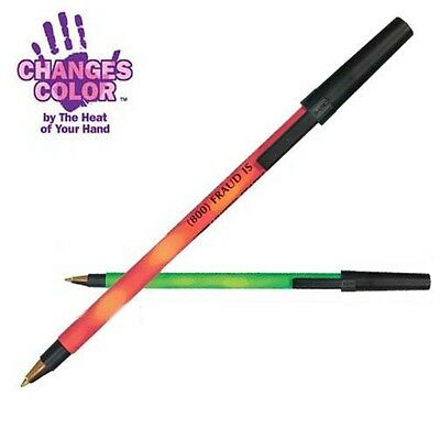 Mood Pens Personalized Promo Custom Cheap Discount Fun Best Seller Free Shipping