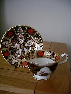Abbeydale Chrysanthemum Cup And Saucer Lovely Number One Set