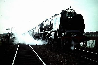 Original Colour slide, 46251 at Cosford LCGB rail-tour' Sold with copyright