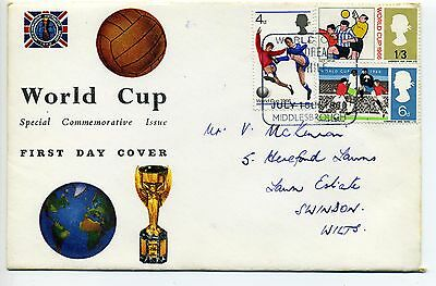 1966 Football World Cup special match day cancel