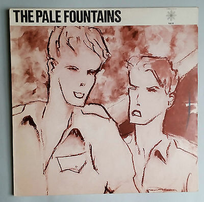 "The Pale Fountains - (There's Always) Something On  My Mind Vinyl 12"" Belgium"