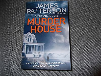 James Patterson - Murder House- Paperback Book 2015