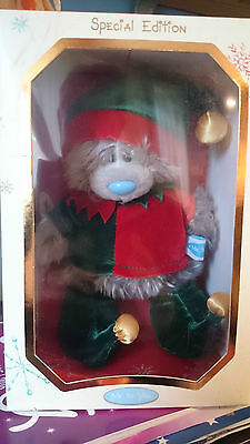 """Me to You 6"""" Bear Dressed as Elf Special Edition"""