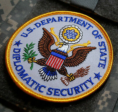 U.S DEPARTMENT OF STATE EMBASSY SERIES SSI: Diplomatic Security Services DSS
