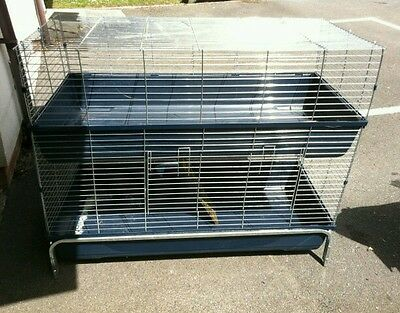 ferret & small animal cage double level