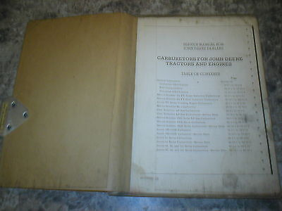 Ford Tractor w/ Ferguson System Service Manual