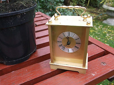 Estyma Quartz Carriage Clock