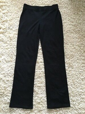 Black George Joggies New Without Tags Age 13-14