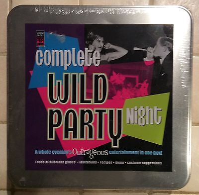 Complete Wild Party Night Organiser