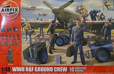 AIRFIX® A04702 WWII RAF Ground Crew in 1:48