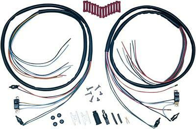 DS Handlebar Wiring Harness w/Switches and Hardware Harley XLCR1000 77-78