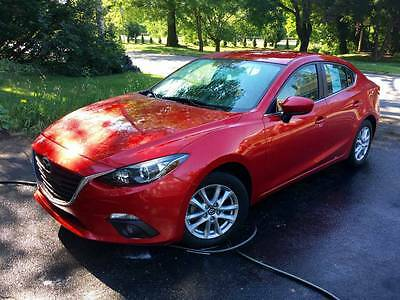 2015 Mazda Mazda3 iTouring 2015 Mazda 3 iTouring automatic w/31k, for sale by original owner, like new