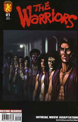 Warriors, The: Official Movie Adaptation #1 VF/NM Dabel Brothers - save on shipp