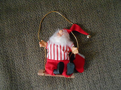 Russ Berrie/ Kathleen Kelly Critter Factory Elf Ornament Item #2907