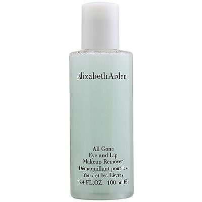 Elizabeth Arden Cleansers & Toners All Gone Eye & Lip Makeup Remover 100ml for w