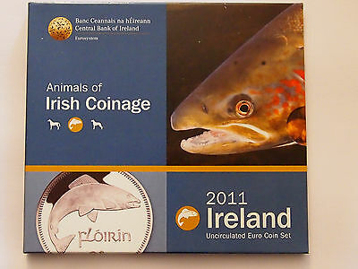 Irland KMS 2011 in Blister unc.