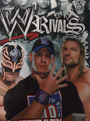 Wwe Rivals X 40 Loose Stickers