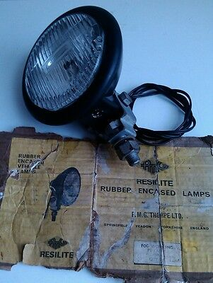 Classic Commercial/Agricultural/Military Vehicles PMG Thorpe Foglamp . NOS .