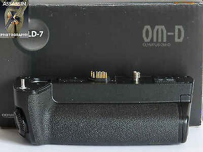 Olympus HLD-7 Battery Grip for the OM-D E-M1 BOXED MINT