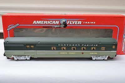 S Gauge-American Flyer 6-48920 Northern Pacific Combination North Coast Limited