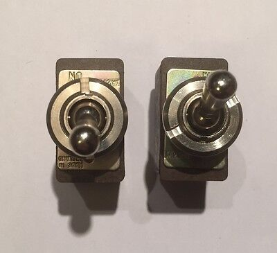 Marshall Amplifier Spares / Marshall Plexi toggle Switch by ARROW pair of, NEW
