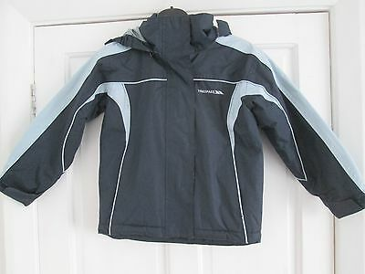 Lovely Girls Coat Age 5/6 Years By Trespass L@@k