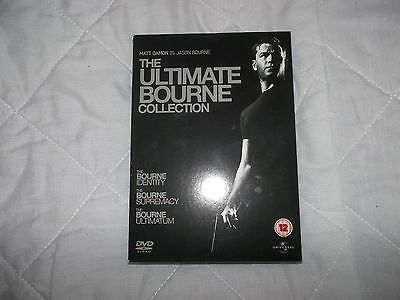 The Ultimate Bourne Collection. Box