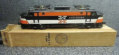Lionel 2350 New Haven EP-5 Electric with Brown Box Runs Postwar
