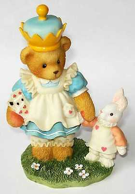 """Cherished Teddies Alicia 302465  """"Through the Looking Glass, I See You"""""""