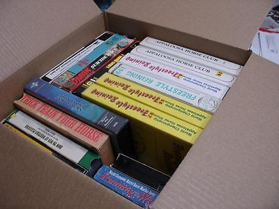 30 Appaloosa and Other Horse related VHS