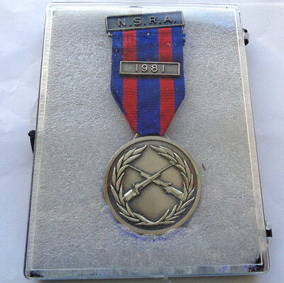 National Small-Bore Rifle Ass . Medal Bisley