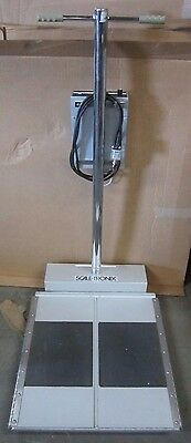Scale-Tronix 6006 Digital Stand-On Scale - Nice!