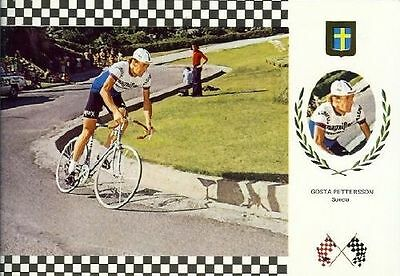 cyclisme ciclismo cycling wielrennen GOSTA PETTERSSON