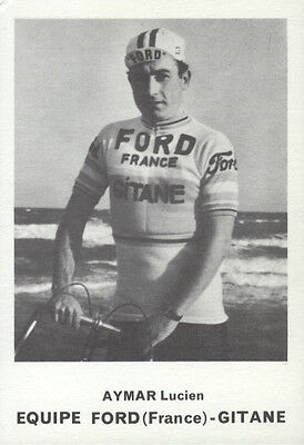 cyclisme ciclismo cycling wielrennen LUCIEN AIMAR