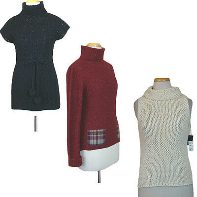 Sweater Pullover Lot Anthropologie HWR Limited Kimchi & Blue Lambswool Cashmere