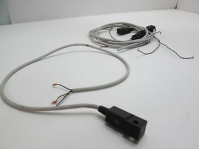 Lot Of 4 SMC D-G59 Pneumatic Cylinder Sensors, Auto Switch, 28 VDC Max, 40 mA