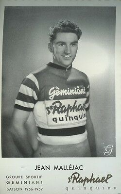 cyclisme ciclismo cycling wielrennen JEAN MALLEJAC