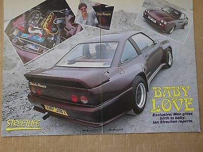 Vauxhall Cavalier Coupe - Modified Car