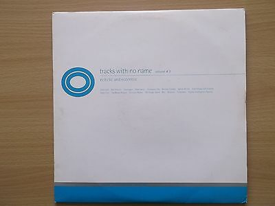 Tracks with no name eclectic and eccentric double album blue and grey vinyl