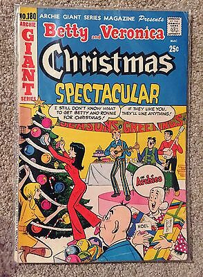 Archie Giant Series: Betty & Veronica Christmas Spectacular 180 (1971)