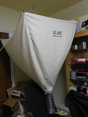 ULINE Foot Loose Fill Packing 20 Cu.ft Peanut HANGING CEILING Dispenser