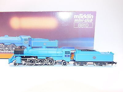 Dampflok Märklin Mini-Club 8810