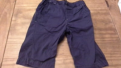 Boys 7 Years Navy Shorts- Next