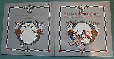 Balaam & The Angel The Greatest Story Ever Told Gatefold Goth Mark Morris Vinyl
