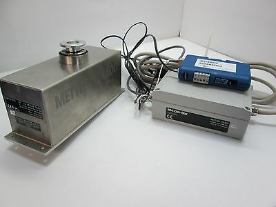 Mettler Toledo WM124-W22 High-Precision Weighing Sensor For Automation W /Extras