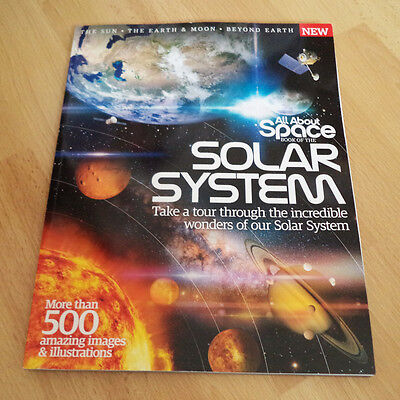 All About Space: Book of the Solar System, Universe, Science RRP £9.99