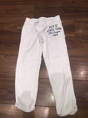 NEXT GIRLS TRACKSUIT BOTTOMS SIZE 6years